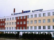 Grodno Glass Factory will expand production and start producing patterned glass for shower cabins