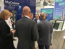 Suntuitive® Dynamic Glass makes Positive Impression at Glasstec 2018