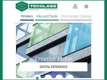 Tecglass promotes the growing capabilities of digital printing on glass through its new website