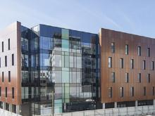 Technal specified for University Healthcare Building