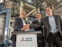 Technology Centre in Traunreut: Dynamic – and still growing