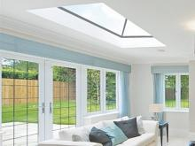 Brighten up your home with the UK's slimmest roof lanterns