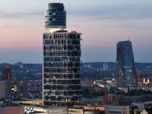 Metamorphosis of a landmark – the Henninger Turm in Frankfurt