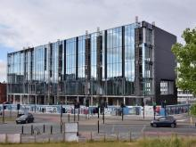 Works Well Underway at University of Central Lancashire
