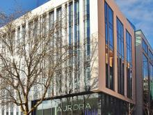 Metal Technology enlightens BREEAM outstanding rated office
