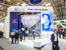 Press Glass at The BAU 2019 Fair – Photogallery