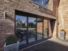 Achieve your design visions with aluminium bifold doors | AluFold Direct