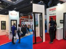 Homeowners See the Value of The Genesis Collection at HBR Show