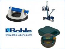 "At GlassBuild - Bohle America has a ""Handle"" on the best Lifting Equipment"