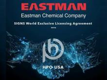Eastman signs licensing agreement with HPO USA