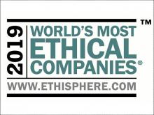 Eastman Named One of the World's Most Ethical Companies® by Ethisphere for the Sixth Time