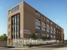 Allied Glazing Systems secures contract with Bowmer + Kirkland for new build Harris Academy in Wimbledon