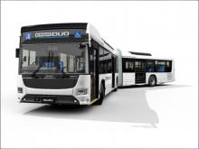 NSG Glass selected for ISUZU ERGADUO, Japan's first hybrid joint bus