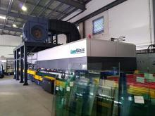 LandGlass Glass Tempering Machine in Australia