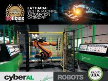 Lattuada Wins USGlass Readers' Choice Award