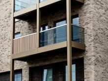 ONLEVEL's Range of Balustrade Systems are the Perfect Choice for the Award-Winning Regeneration Project; Colindale Gardens, London