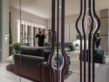 The glass protagonist of the Salone del Mobile is made in Mappi