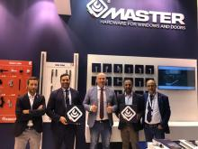 Positive exchanges and the 'love your brand' effect for Master Italy at Windows, Doors & Facades, Dubai
