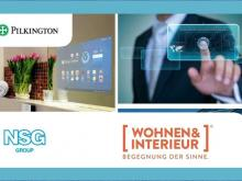 Pilkington Austria GmbH to exhibit at Wohnen & Interieur