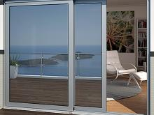 Alumicor is pleased to release the new ThermaSlideTM 7000 thermally-broken aluminum sliding insert patio door