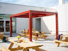Trex® Pergola™ Adds An Essential 'Element' To The Outdoors