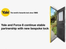 Yale and Force 8 continue stable partnership with new bespoke lock