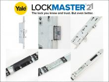 Lockmaster 21. The lock you know and trust, only better!