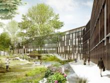Aile Grupa manufactures the facade for the new Carlsberg Group head office in Copenhagen, Denmark
