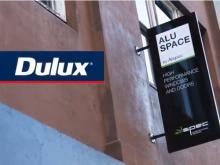 Alspec AluSpace and Dulux Partnership