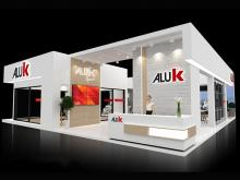 AluK at Fenestration Bau China 2019