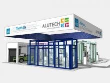 Alutech Systems Stand F25 FIT Show 2019