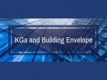 KGa and Building Envelope