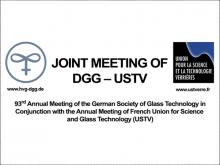 AMETEK Land Set to Present at Annual Meeting of The German Society of Glass Technology