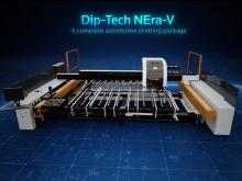 Dip-Tech NEra-V  - A complete automotive printing package  Versatility, precision, style