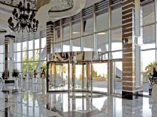 New revolving door solutions