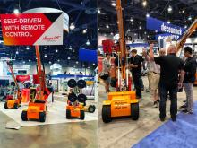 SmartLift US at GlassBuild: The Catalina Wine Mixer of the Glass and Fenestration Industries