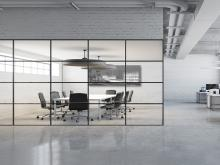 Individual Glass Systems with AL-Office, AL-Office XL and AL-Office NY