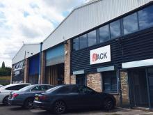 Jack Aluminium Doubles Warehouse Space