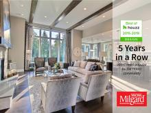 Milgard Wins Best of Houzz Design 5th Year Running