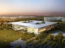 NorthGlass creates glass curtain wall for National Cybersecurity Base