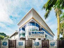 Photo of Singapore Office of Seiko Architectural Wall Systems