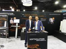 SOFTSOLUTION at the GlassBuild America 2019