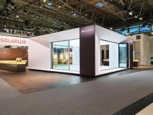 Solarlux inspires with a wide variety of ideas at BAU 2019