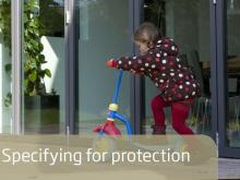 Specifying for protection: Safety and Security Glass
