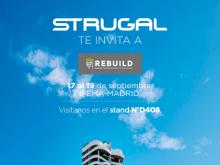 STRUGAL will participate as an exhibitor in Rebuild 2019