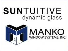 Suntuitive® Dynamic Glass Expands Agreement with Manko Window Systems