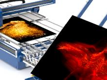 Tecglass technology for digital printing on glass at Eurasia Glass 2019