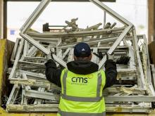 Two 'zero landfill' years in a row for CMS Window Systems