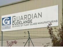 Guardian glass Dudelange plat