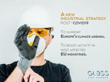 A revisit of 'The new industrial strategy for Europe' is urgently needed after the COVID19 outbreak